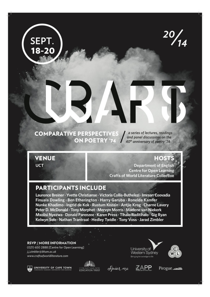 Craft Wars Poster